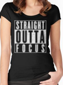 You Need Glasses Women's Fitted Scoop T-Shirt
