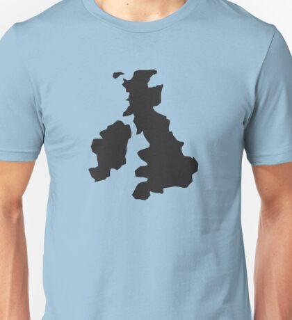 The United Kingdom and Ireland Unisex T-Shirt