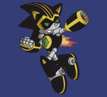 Shard the Metal Sonic by The-Firestorm
