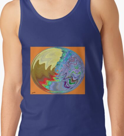 Hot liquid Tank Top