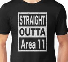 Area 11 Unisex T-Shirt