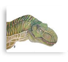 Jurassic world trex t-rex Canvas Print