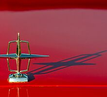 "1967 Lincoln Continental ""Star"" Hood Ornament by Jill Reger"