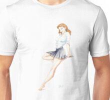 Pin up - Sexy Uniform Unisex T-Shirt