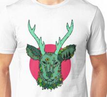 Young Buck - Teal Unisex T-Shirt