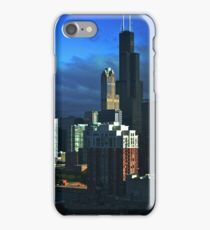 Chicago in the sun iPhone Case/Skin