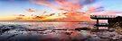 Sunset ~ North Beach ~ WA by Pene Stevens