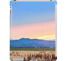 Farmers Sunset iPad Case/Skin