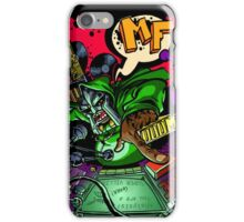 DJ DOOM iPhone Case/Skin
