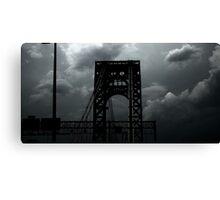 Washington Bridge Canvas Print