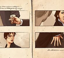 Pride and Prejudice - Hands by artladama