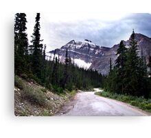 Road to the Mount Canvas Print