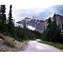 Road to the Mount Photographic Print