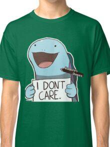 Quagsire's Unaware Activated Classic T-Shirt