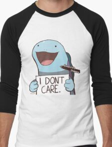 Quagsire's Unaware Activated Men's Baseball ¾ T-Shirt