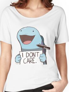Quagsire's Unaware Activated Women's Relaxed Fit T-Shirt