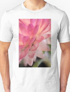 Straw Flower Macro T-Shirt