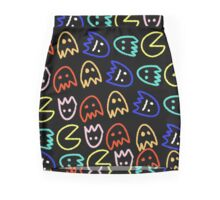 Ghosts in the Machine Mini Skirt