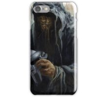 Faceless DOOM iPhone Case/Skin