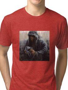 Faceless DOOM Tri-blend T-Shirt