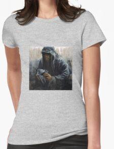 Faceless DOOM Womens Fitted T-Shirt