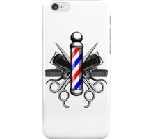 Barber Logo iPhone Case/Skin