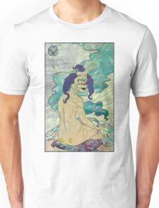 Krustina The Clown (gender swap Krusty the Clown) Unisex T-Shirt