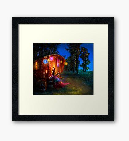 Wanderlust Framed Print