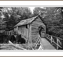 John P. Cable Mill by lynell