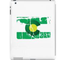Green Colorado iPad Case/Skin