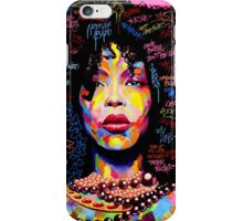 Erykah Badu iPhone Case/Skin