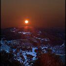 Mount Buller Sunrise by Andrew Wilson