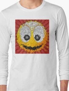 Big Happy Smile Long Sleeve T-Shirt