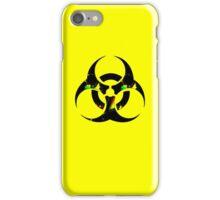 Infected Biohazard iPhone Case/Skin