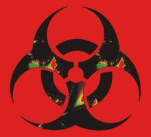 Infected Biohazard by Rupert  Russell