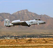 A10 Thunderbolt II by Kwon Ekstrom