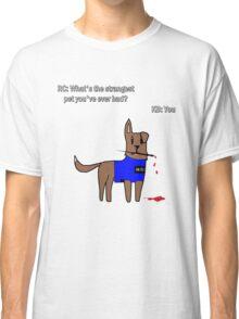Castle dog Classic T-Shirt