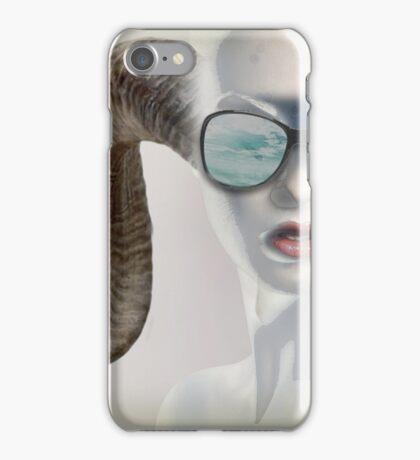 Capricornia 02 iPhone Case/Skin