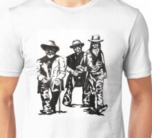Them cowboys!  Unisex T-Shirt