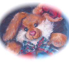 Tartan Bunny card version by dido92