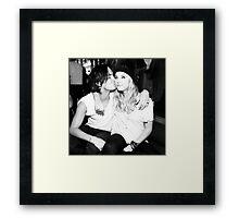 Haleb Framed Print