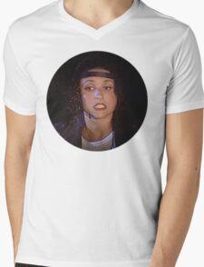 Soft Ghetto Elaine Mens V-Neck T-Shirt