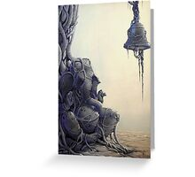 lord ganesh Greeting Card