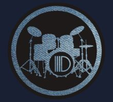 Drums Symbol Jeans Kids Clothes