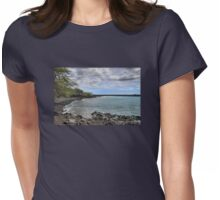 La Perouse Bay Womens Fitted T-Shirt