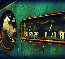 Chev Dash_HDR by SimPhotography