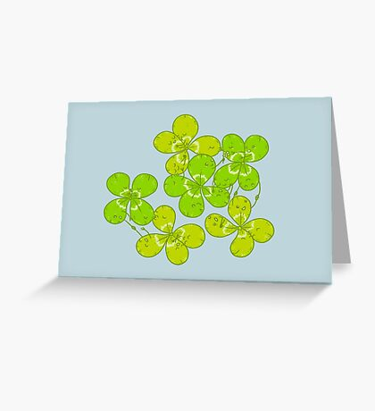 cLovers Greeting Card