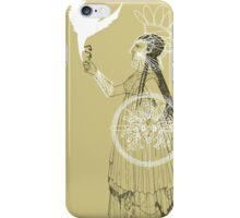 Athena iPhone Case/Skin