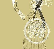 Athena by jessicagadra