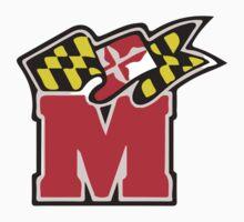 Maryland M Logo by Alanna Schloss